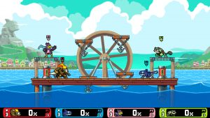 Indie Super Smash Bros. Inspired Fighter Rivals of Aether Leaves Early Access March 28
