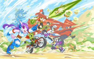 Playable Demo for Sonic the Hedgehog-like Freedom Planet 2 Now Available