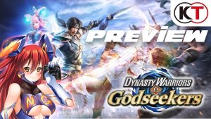 Preview – Dynasty Warriors: Godseekers