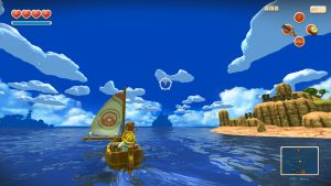 Oceanhorn Gets a Nintendo Switch Port Later in 2017