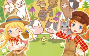 Story of Seasons: Trio of Towns European Launch Set for October 13