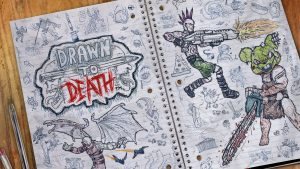 Drawn to Death Launch Date Set for April 4