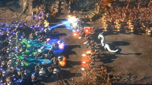 Niche Spotlight – Art of War: Red Tides, a Tug of War RTS Focused on Battles With Hundreds of Units