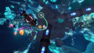 Space-Faring Shmup RiftStar Raiders Announced for PC, PS4, and Xbox One