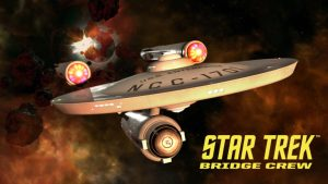 Star Trek Bridge Crew Delayed Again, Adds USS Enterprise Bridge