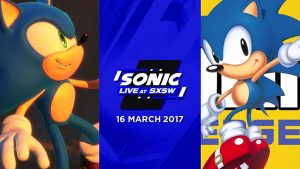 Sonic Mania and Project Sonic 2017 Reveals Set for SXSW