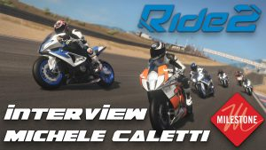 Interview w/ Ride 2 Lead Programmer MICHELE CALETTI