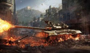 Obsidian Entertainment No Longer Working on Armored Warfare
