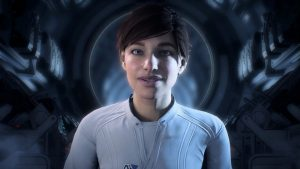 """Mass Effect: Andromeda is """"Totally Softcore Space Porn,"""" has Full Frontal Nudity"""