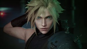 Cloud Strife Trailer for Final Fantasy VII Remake