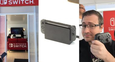Daily Niche – 02/23/2017 – We at the Invite Only Nintendo Switch Event and Reader Comments