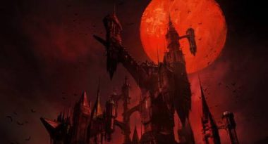 First Teaser Poster for Castlevania Animated Series
