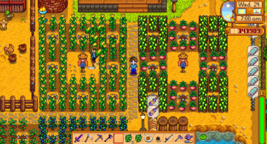 Stardew Valley Gets Multiplayer in 2017, Feature Hits Nintendo Switch First