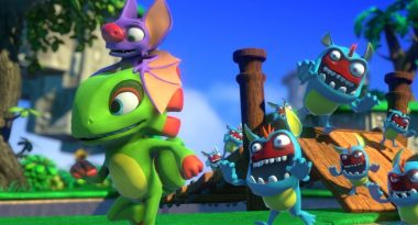 Yooka-Laylee Heads to Nintendo Switch in 2017