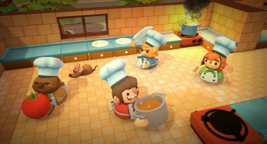 Overcooked: Special Edition, The Escapists 2 Come to Nintendo Switch in 2017
