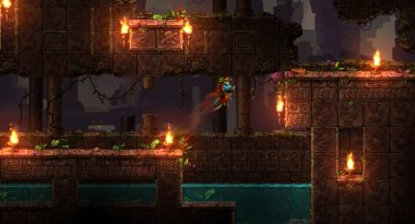 """SteamWorld Dig 2 Launches for PC, PS4, and Switch """"Late Summer/Early Fall 2017"""""""