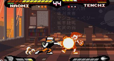Neo Geo-like Pocket Rumble Announced as Console-Exclusive for Nintendo Switch