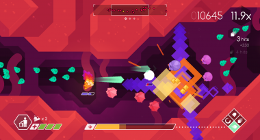 "Shooter ""Graceful Explosion Machine"" Announced for Nintendo Switch"
