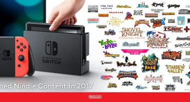 64 Indie Games Confirmed for Nintendo Switch in 2017