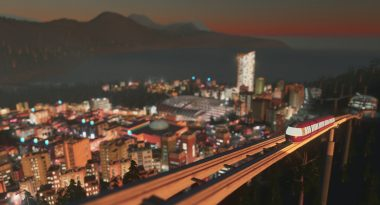 "Cities: Skylines ""Mass Transit"" Expansion Announced"