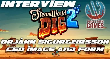 Interview w/ Steamworld Dig 2 Master Mind Brjann Sigurgeirsson