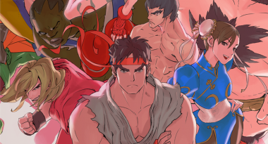 Ultra Street Fighter II Releases on March 3 in Japan, May 26 in the West