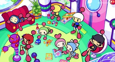 Launch Trailer for Super Bomberman R