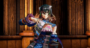 Development on Bloodstained: Ritual of the Night is Roughly 20-30% Complete