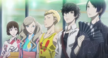 "New ""Sizzle"" Trailer for Persona 5"