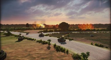 Steel Division: Normandy 44 Brings Strategic, Historical, 10-on-10 Battles to PC