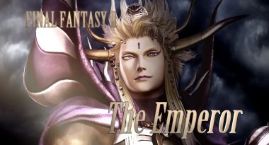 The Emperor from Final Fantasy II Joins Dissidia Final Fantasy
