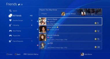 PlayStation 4 System Update 4.50 Launches March 9