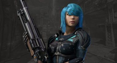 New Quake Champions Trailer Introduces Nyx