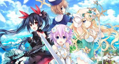Cyberdimension Neptunia: 4 Goddesses Online Heads West on PS4 and PC