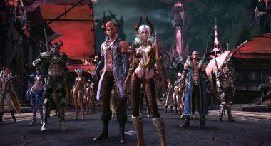 Action MMORPG Tera is Coming to PS4 and Xbox One
