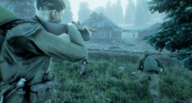 Square Enix to Publish WWII Shooter Battalion 1944 This Summer on PC, PS4, and Xbox One