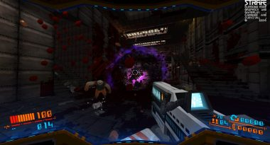 Bloody Throwback Roguelike-FPS Strafe Delayed to May 9