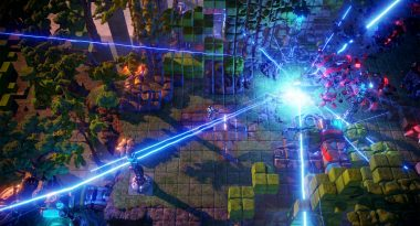 Housemarque's New Bullet-Hell Shooter Nex Machina Gets a PC Version