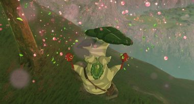 Collecting All 900 Korok Seeds in Zelda: Breath of the Wild Gets You a Stinky Reward
