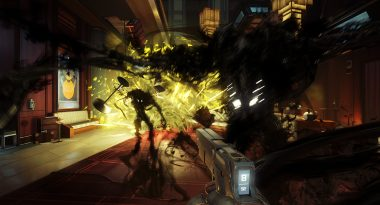 New Prey Trailer Focuses on the Typhon Aliens