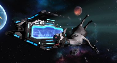 Goat Simulator: Waste of Space Heads to PS4 on March 21