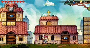 Wonder Boy: The Dragon's Trap Lets You Play as Wonder Girl Too