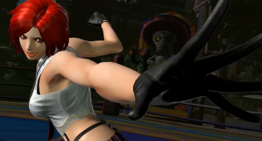 Vanessa Returns in The King of Fighters XIV
