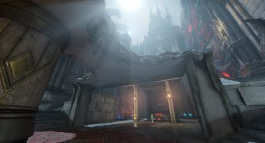 New Quake Champions Trailer Introduces the Burial Chamber Arena