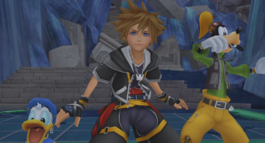 """New """"Fight the Darkness"""" Trailer for Kingdom Hearts HD 1.5 + 2.5 Remix"""