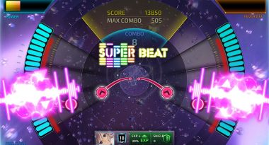New Superbeat: Xonic Trailer Showcases Console Versions
