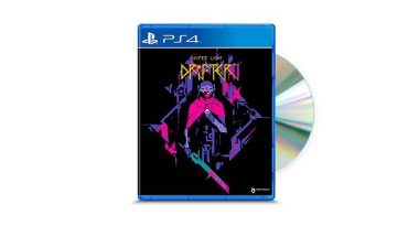 PlayStation 4 Limited Edition for Hyper Light Drifter Revealed