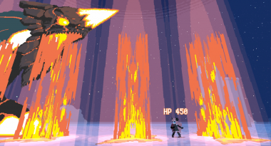Niche Spotlight – SHE SAVE: Gorgeous, Pixel-Action Game Featuring a Girl Saving… Something