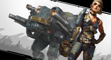 Niche Spotlight – Dropzone: Frantic, Competitive Mecha RTS