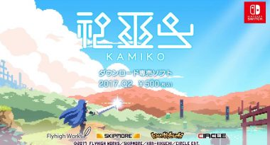 First Trailer for New Switch Action Game, Kamiko